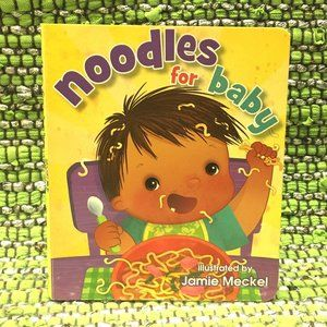 Noodles for Baby (Children's Book)